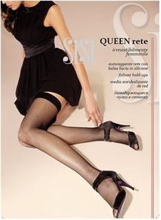 Immagine di art. 88SI Collant Queen Rete (autoreggente)
