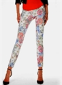 Immagine di art. Y325SI LEGGINGS / JEGGINGS BLURRED Fantasia Floreale