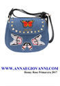 Immagine di art. 73DR19027 BORSA CROSSBODY IN JEANS