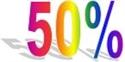Immagine per la categoria SCONTO 50%