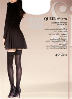 Immagine di art. 97SI Collant Queen MICRO 40 (autoreggente)